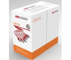 Dây cáp mạng CAT 6E – Hikvision.