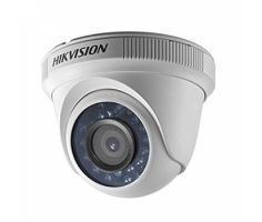Camera HD-TVI Dome Hikvision DS-2CE56D0T-IRP. (2.0MP)